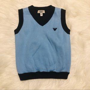 Armani Baby reversible vest